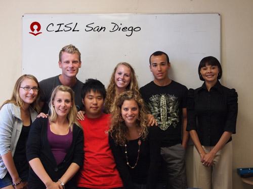CISL San Diego class