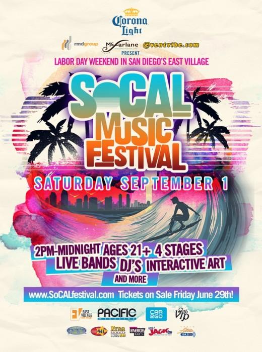 SoCAL Music Festival, September 1, 2012