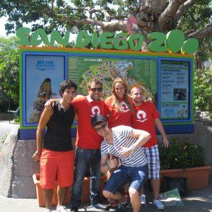 Roberto Visits the San Diego Zoo