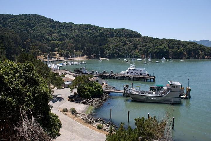 Angel Island port