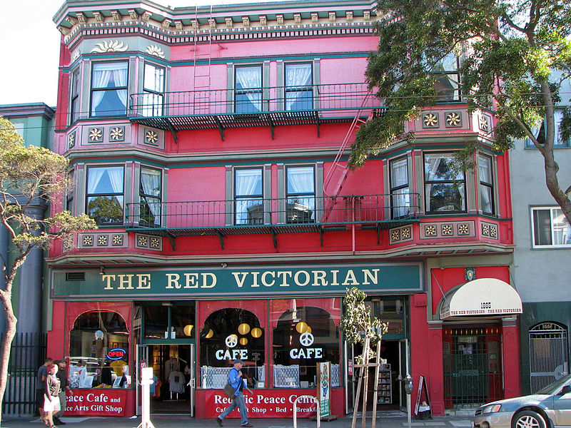 Haight-Ashbury_The_Red_Victorian_Hotel