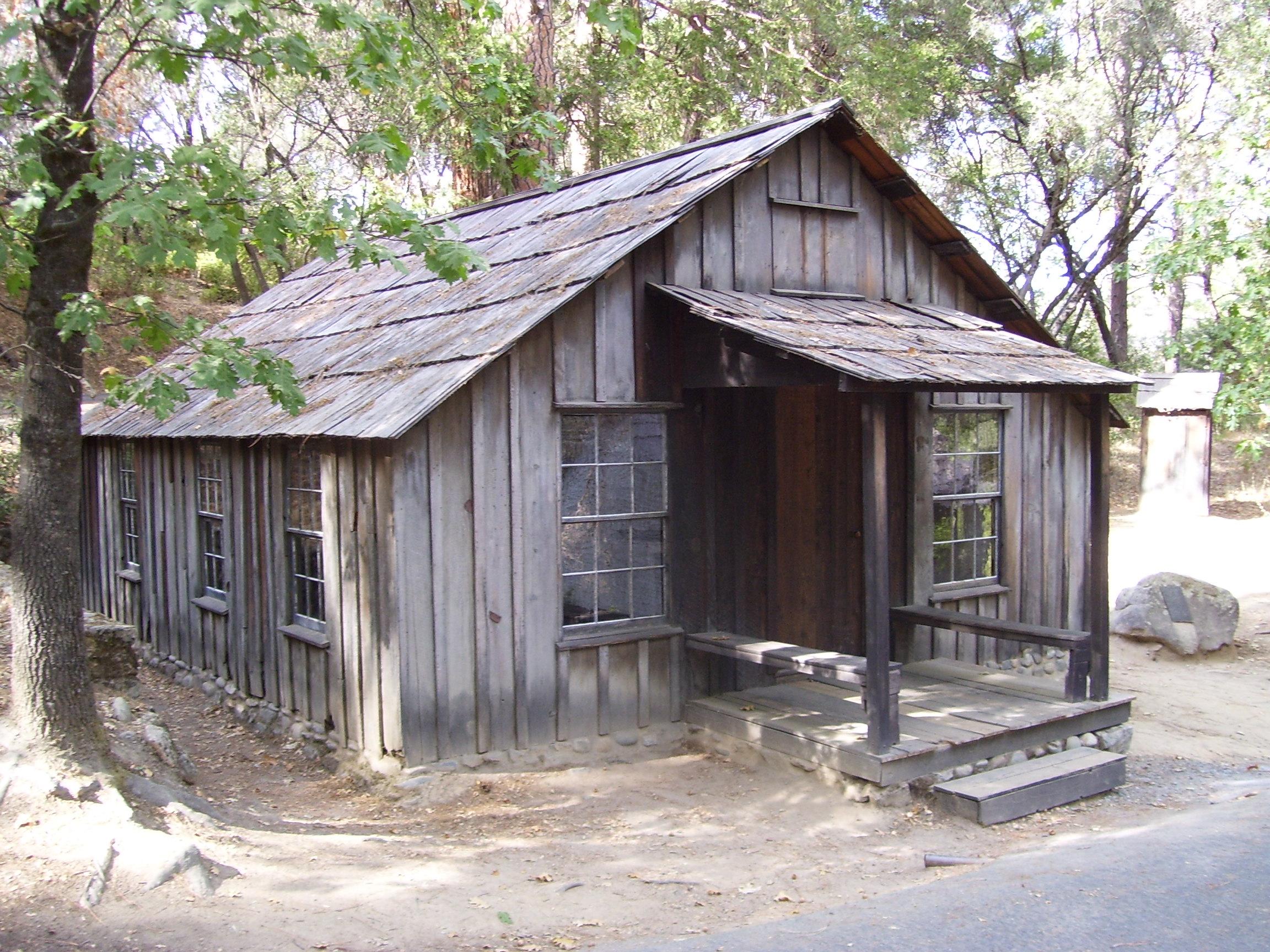 James_Marshall_cabin_in_Coloma_California_
