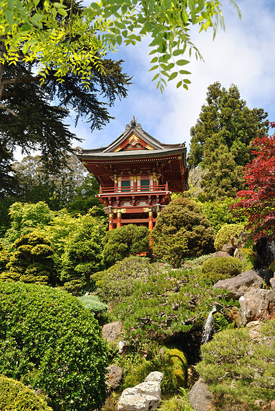 Japanese Tea Garden SF