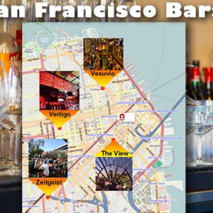 Roman's Favorite San Francisco Bars!