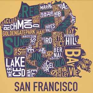 San Francisco's Neighborhoods