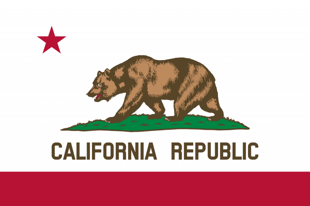 The Origin of the California Flag