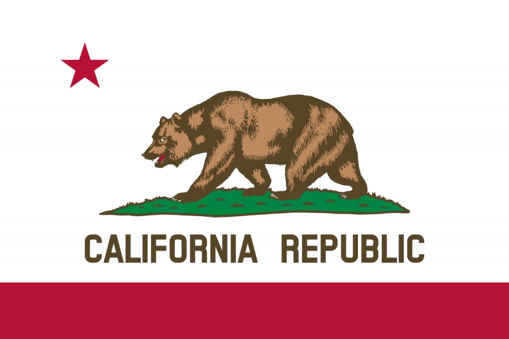 The Origin of the California Flag