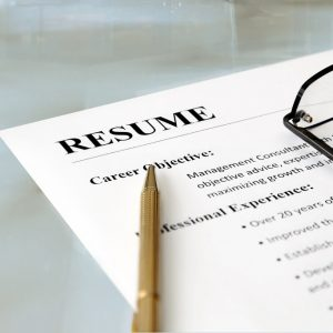 Useful Vocabulary for Creating a Resume