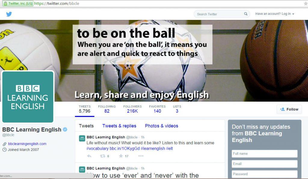 Twitter-BBC