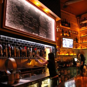 Hidden bars (speakeasies) in SD and SF + retro 1920s vocabulary