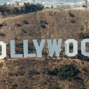 The Hollywood Sign + TOEFL Reading Section 1 Practice