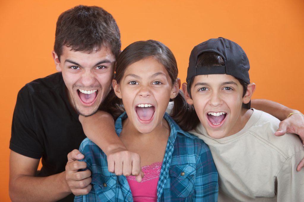 Youth Mentor Host Family Kids
