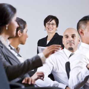 Business English: Phrasal Verbs for Meetings