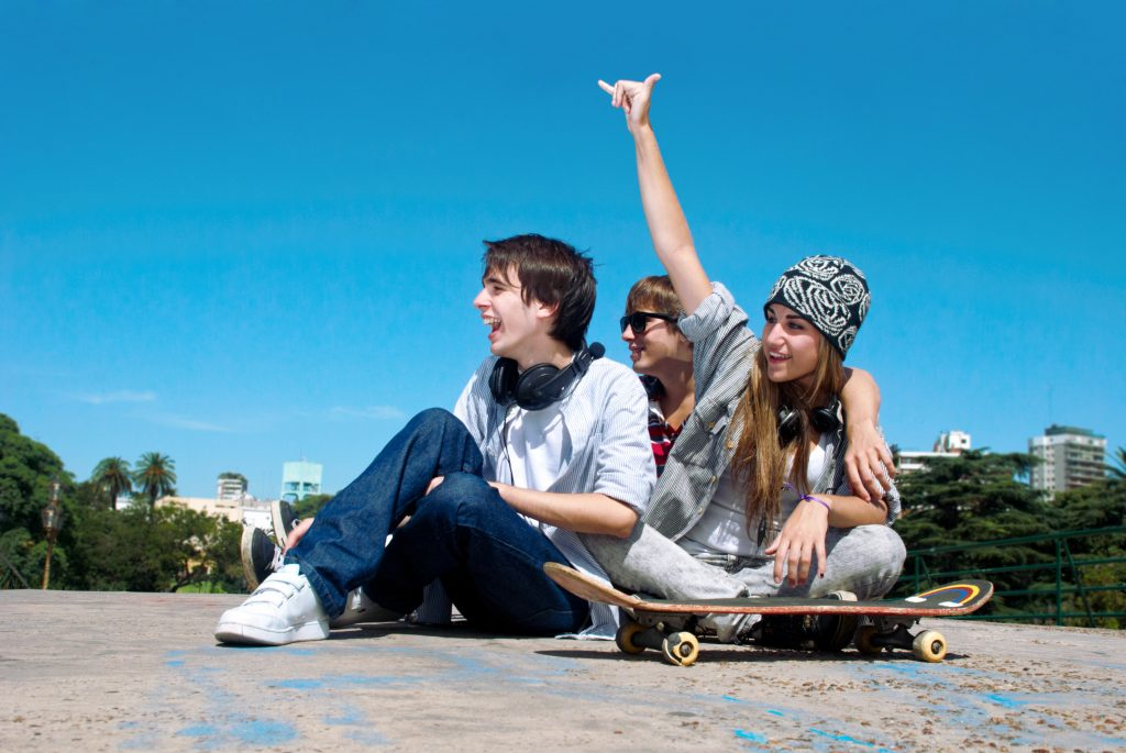 Skateboard Junior Program Teenager