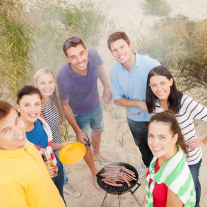 Using the Passive Voice to plan a beach BBQ