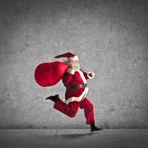 """Nicknames for Santa + the Origin of the Word """"Nickname"""""""