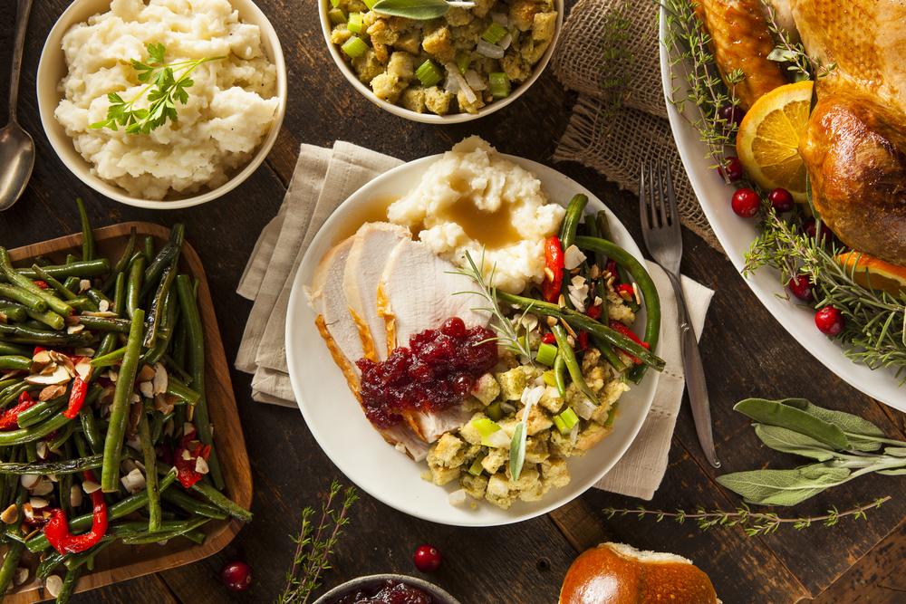 Thanksgiving.Food