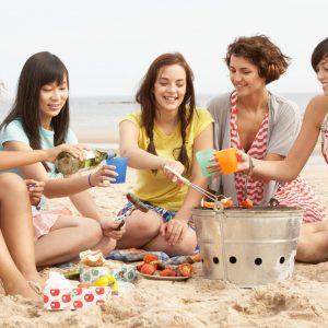 SD Beach Barbecue Guide + BBQ Idioms in English