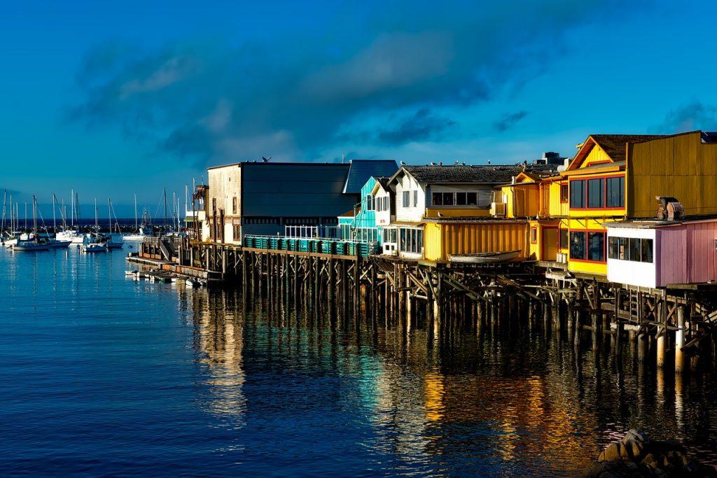 fishermans-wharf-Monterey-CA-California-Coastal-Trip-Teens