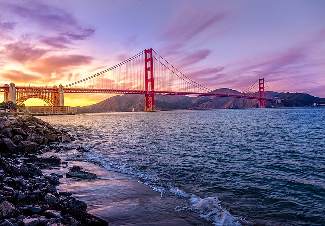 Best Sunset Views in SF