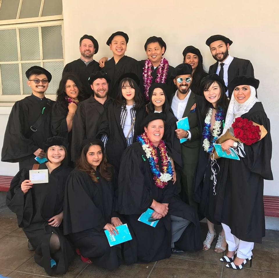 California College of the Arts International Students