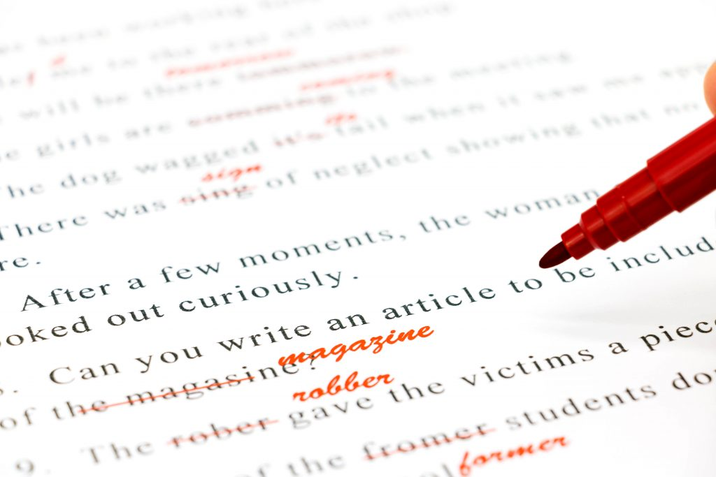 5 Common English Grammar Mistakes
